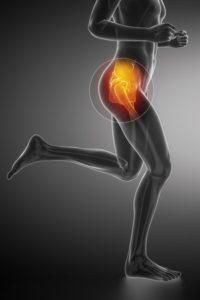 hip pain running chronic pain