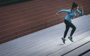 woman-running-bleachers